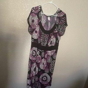 Beautiful dress by Perception Woman. Size 2X
